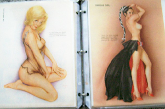 Lot Of 33 Vargas Cheesecake Pin-Up Girl Pictures